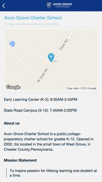 Avon Grove Charter School screenshot 1