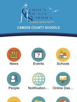 Camden County Schools screenshot 2