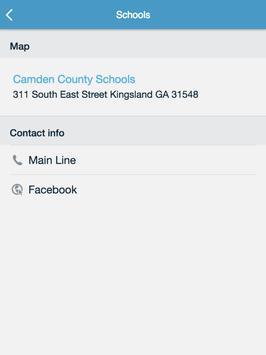 Camden County Schools screenshot 3