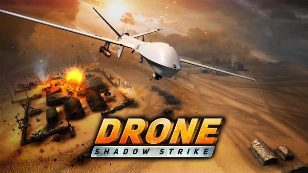 Drone Shadow Strike 海報