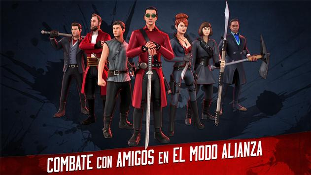 Into the Badlands Blade Battle - Action RPG captura de pantalla 2