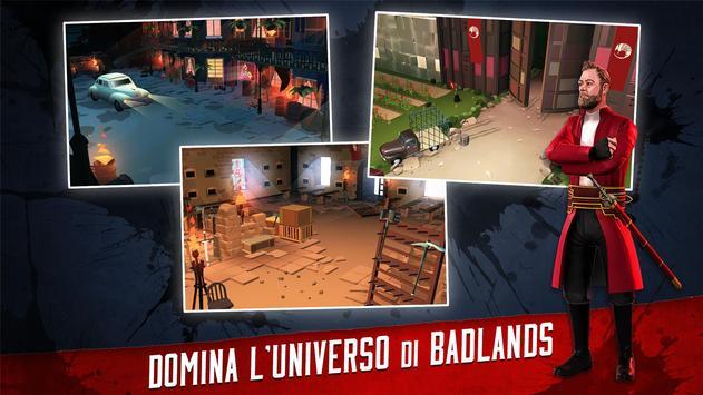 3 Schermata Into the Badlands Blade Battle - Action RPG