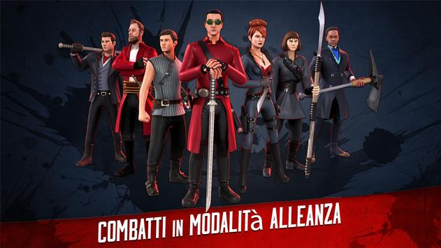 2 Schermata Into the Badlands Blade Battle - Action RPG