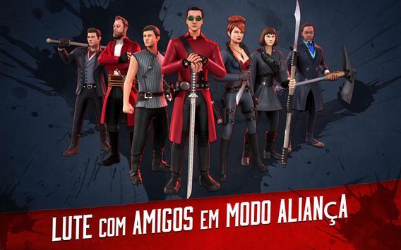Into the Badlands Blade Battle - Action RPG imagem de tela 9