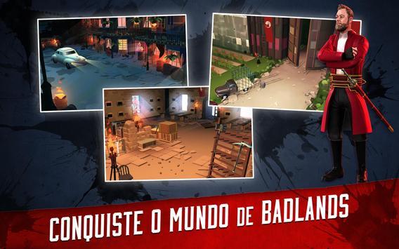 Into the Badlands Blade Battle - Action RPG imagem de tela 10