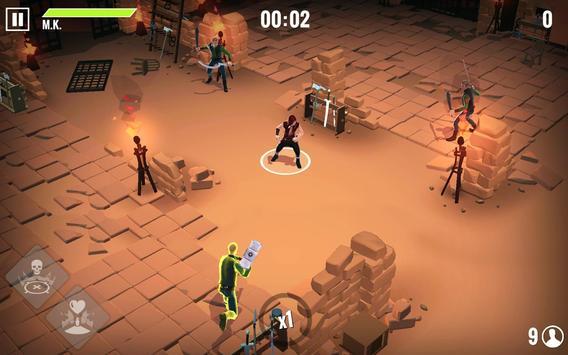 Into the Badlands Blade Battle - Action RPG imagem de tela 17