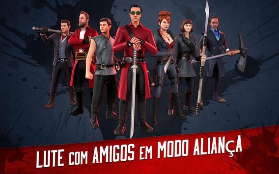 Into the Badlands Blade Battle - Action RPG imagem de tela 15