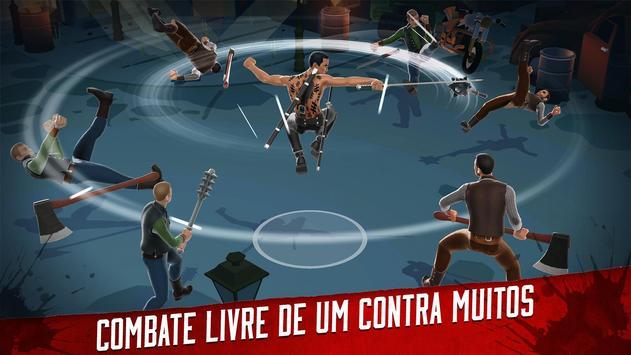 Into the Badlands Blade Battle - Action RPG Cartaz
