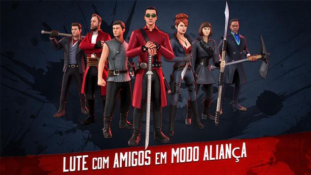 Into the Badlands Blade Battle - Action RPG imagem de tela 2