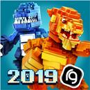 Super Pixel Heroes 2019 APK