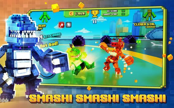 スーパーピクセルヒーローズ/バトルロイヤル スクリーンショット 15