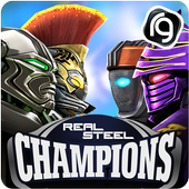 Real Steel Boxing Champions on pc