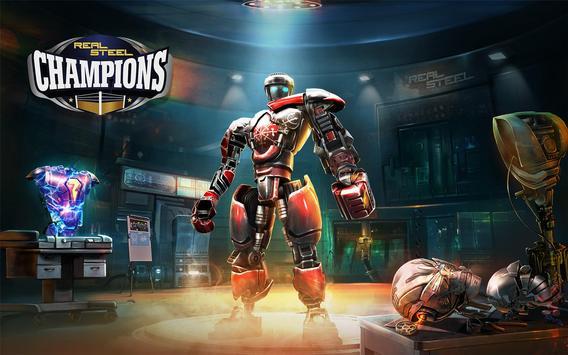 Real Steel Boxing Champions تصوير الشاشة 14