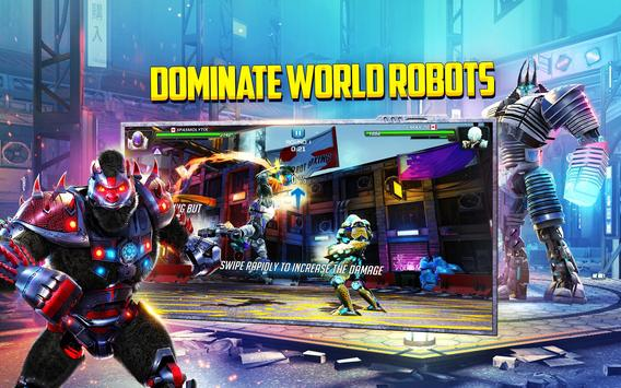 World Robot Boxing 2 स्क्रीनशॉट 14