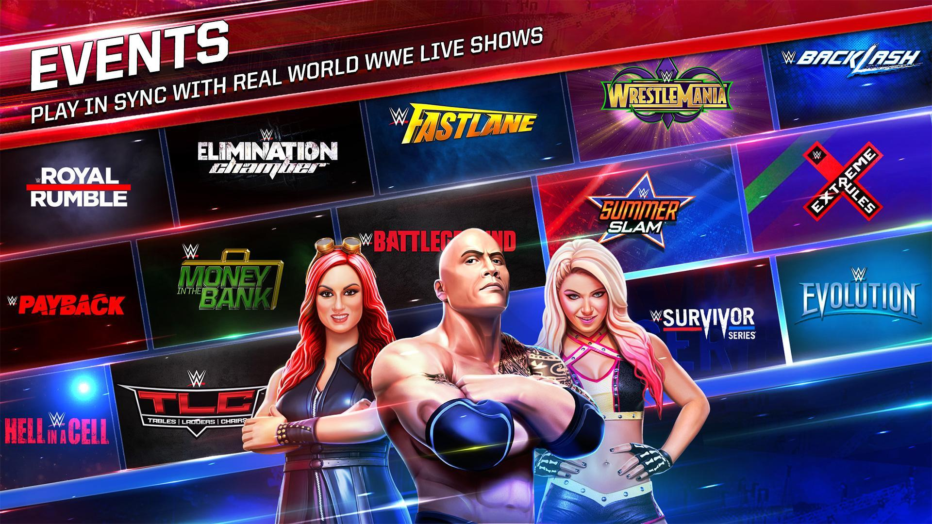 WWE Mayhem for Android - APK Download