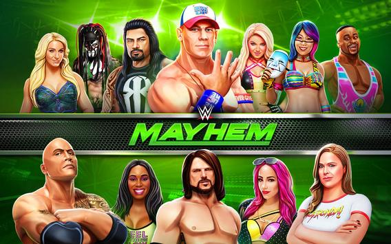 WWE Mayhem screenshot 16