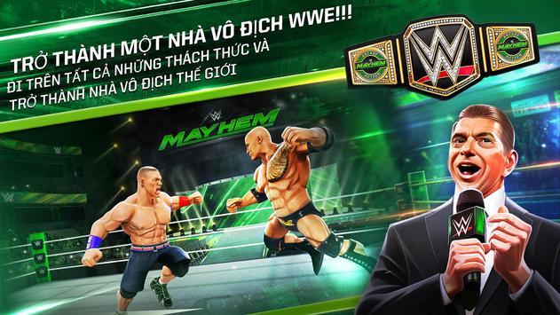 WWE Mayhem ảnh chụp màn hình 6
