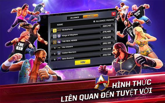 WWE Mayhem ảnh chụp màn hình 16