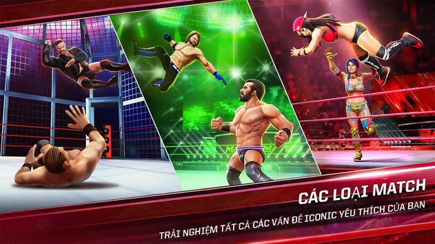 WWE Mayhem ảnh chụp màn hình 2