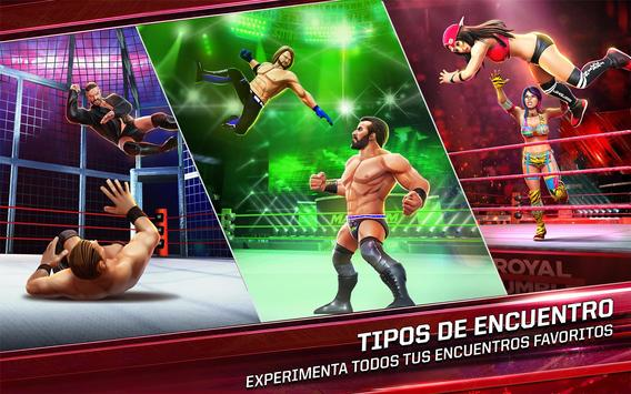 WWE Mayhem captura de pantalla 18
