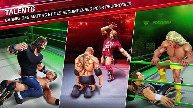 WWE Mayhem capture d'écran 5