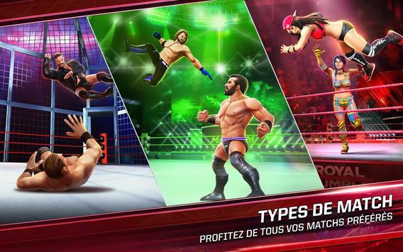 WWE Mayhem capture d'écran 10