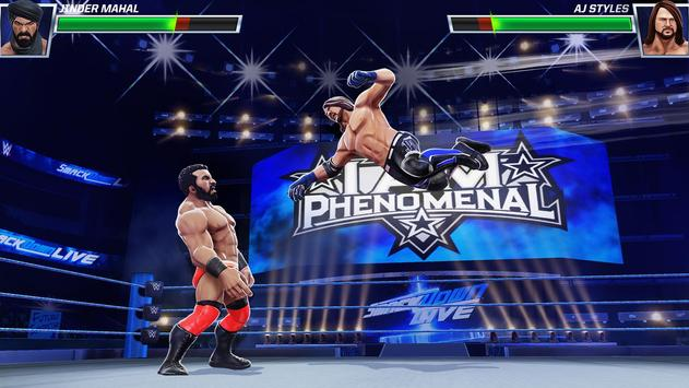 23 Schermata WWE Mayhem