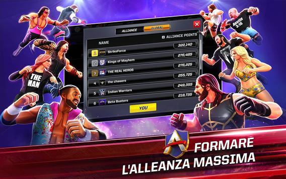 Poster WWE Mayhem