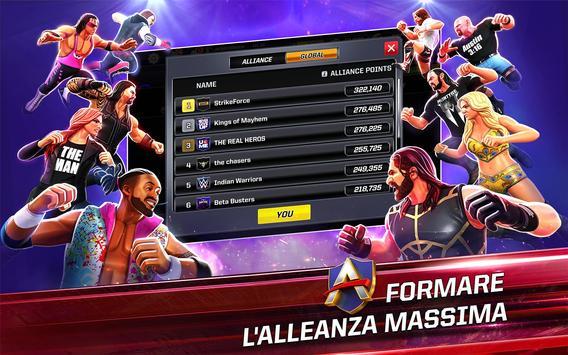 8 Schermata WWE Mayhem