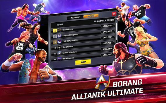 WWE Mayhem syot layar 8