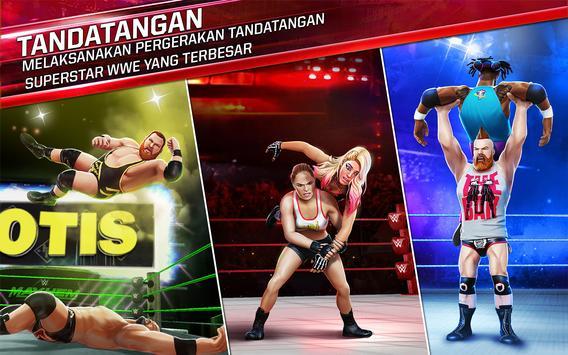 WWE Mayhem syot layar 17