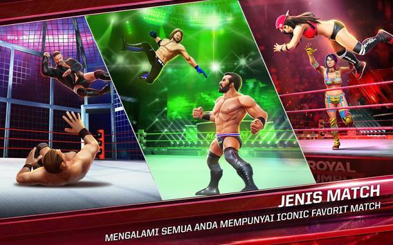 WWE Mayhem syot layar 10