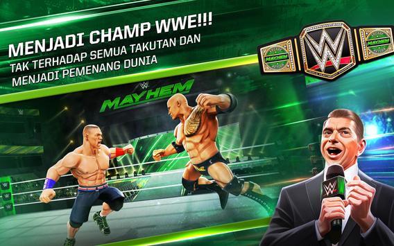 WWE Mayhem syot layar 14