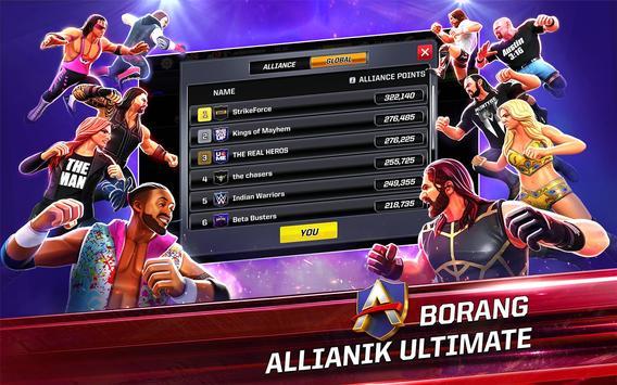 WWE Mayhem syot layar 16