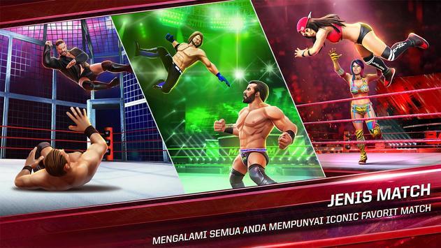 WWE Mayhem syot layar 2