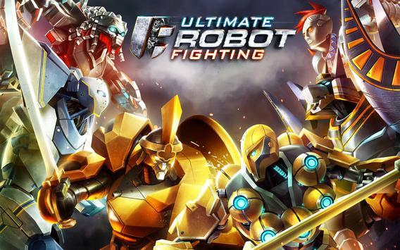 Ultimate Robot Fighting screenshot 5