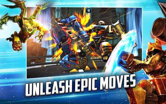 Ultimate Robot Fighting screenshot 8