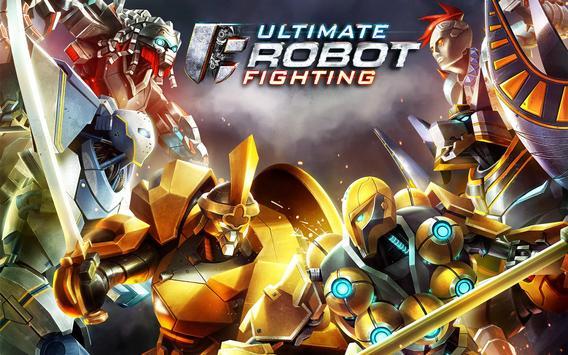 Ultimate Robot Fighting screenshot 10