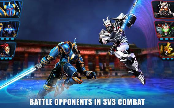 Ultimate Robot Fighting screenshot 12
