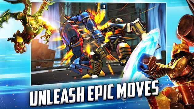 Ultimate Robot Fighting screenshot 1