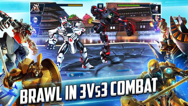 Ultimate Robot Fighting screenshot 2