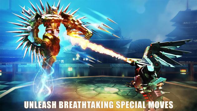 Ultimate Robot Fighting screenshot 3