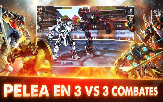 Ultimate Robot Fighting captura de pantalla 9