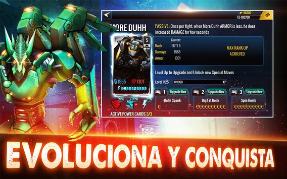 Ultimate Robot Fighting captura de pantalla 20