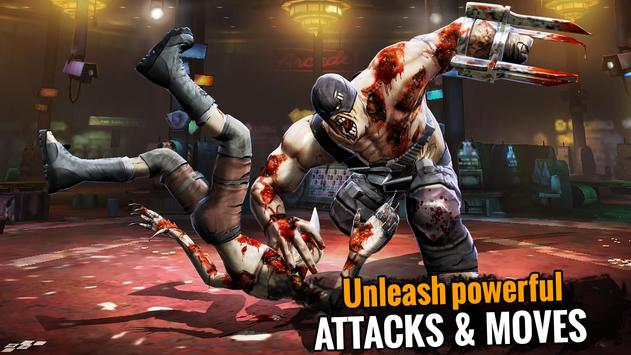 Zombie Ultimate Fighting Champions الملصق