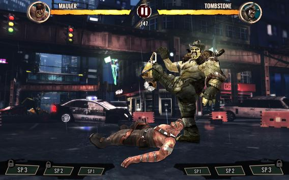 Zombie Ultimate Fighting Champions تصوير الشاشة 11
