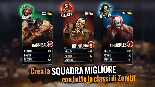 3 Schermata Zombie Fighting Champions