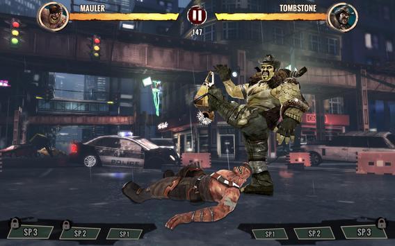 11 Schermata Zombie Fighting Champions