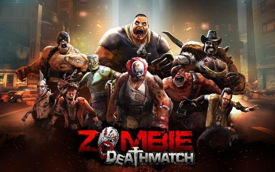 12 Schermata Zombie Fighting Champions