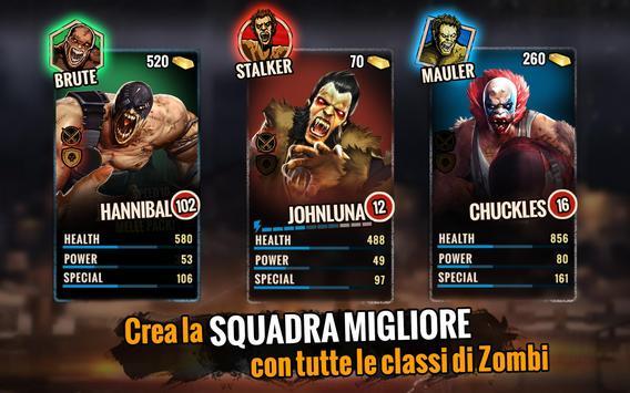 7 Schermata Zombie Fighting Champions